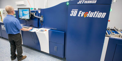 Meet Our New Machine – JETvarnish 3D Evolution